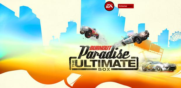 Burnout Paradise: The Ultimate Box [Rip - RFG]