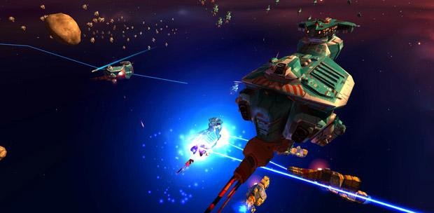 Homeworld Remastered Collection [Update 1] (2015) PC | Steam-Rip от R.G. Игроманы