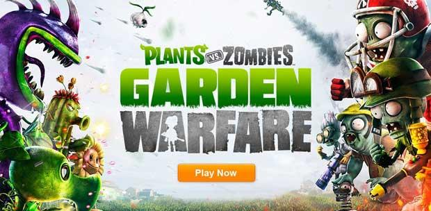 [XBox360]Plants vs Zombies Garden Warfare (LT+3,0 / 16537) [2014, Action (Shooter) / 3D / 3rd Person / Online-only]
