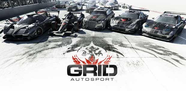 GRID Autosport [Region Free / RUSSOUND] LT+ 2.0