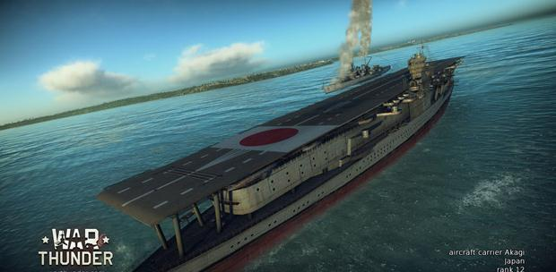 War Thunder [1.55.1.43] (2012) PC | Online-only