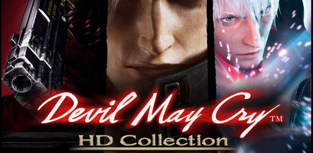 Devil May Cry HD Collection (2012) [Region Free/ENG](LT+3.0)