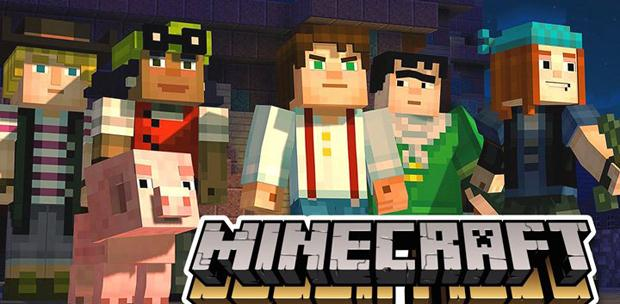 Minecraft: Story Mode - A Telltale Games Series. Episode 1-4 (2015) PC | RePack от R.G. Freedom