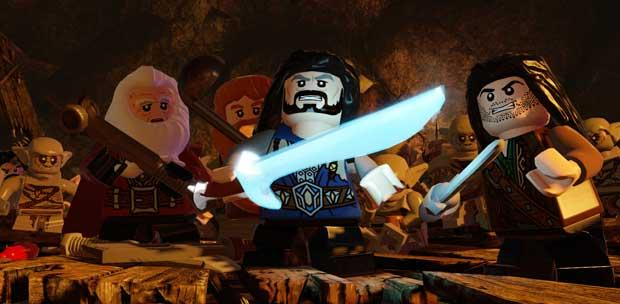 LEGO The Hobbit (WB Games) [RUS|ENG|MULTI5] от RELOADED