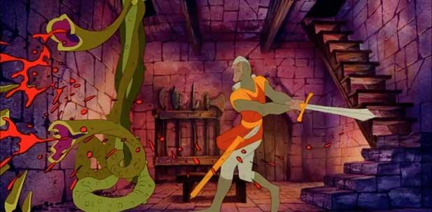 Dragon's Lair (2013) [Multi] (1.0) Unofficial TiNYiSO [Remastered Edition]