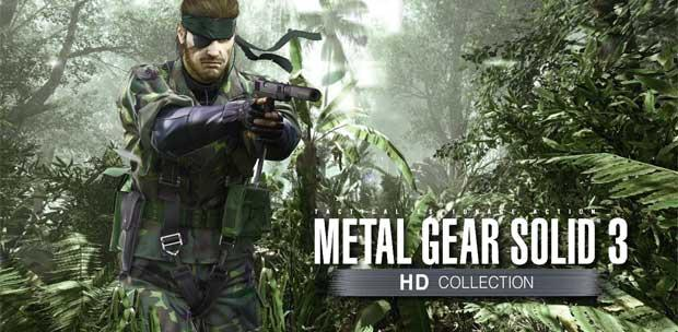 [Xbox360] Metal Gear Solid HD Collection [ENG][PAL] [2012, Action / 3D / 3rd Person / Compilation / Stealth]