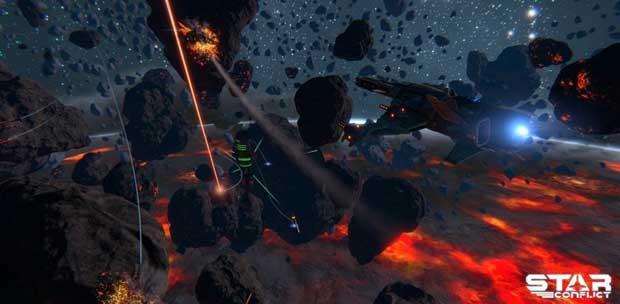Star Conflict (2012) PC {RUS, v. 1.0.1.18}