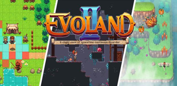 Evoland 2 (2015) PC | Steam-Rip от Let'sРlay