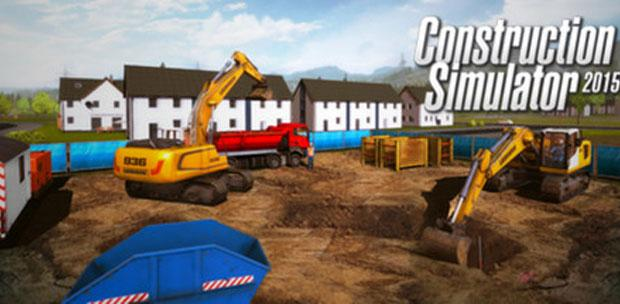 Construction Simulator 2015 (2014) PC | v1.06