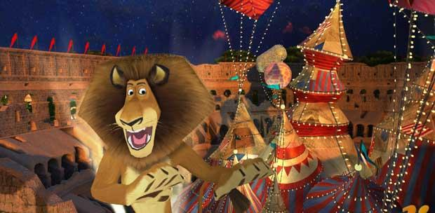 Madagascar 3 Europe's Most Wanted [2012/PAL/RUS]