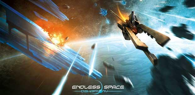 Endless Space: Disharmony [v.1.1.42] (2013/PC/RePack/Rus) by RaSla