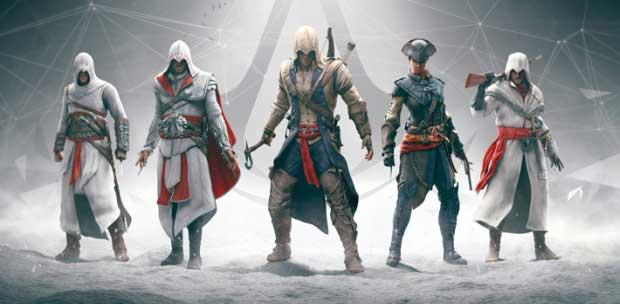 Assassin's Creed Liberation HD (Ubisoft) (RUS \ ENG \ MULTi8) [Repack] от R.G. Catalyst