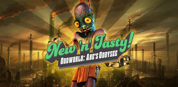 Oddworld: New 'n' Tasty [Update 4] (2015) PC | Steam-Rip от Let'sPlay