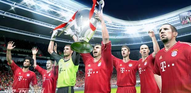Pro Evolution Soccer 2014 (2013) [PAL/RUS/ENG/Multi] (LT+ 2.0)