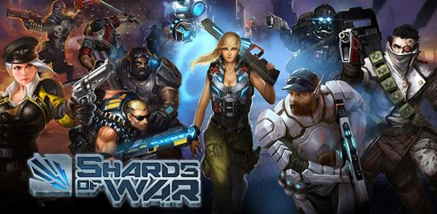 Shards of War [38.0.82557] (2014) PC | Online-only