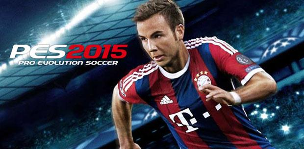 PES 2015 / Pro Evolution Soccer 2015 [Update 4] (2014) PC | RePack by Mizantrop1337