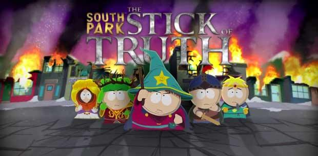 South Park: Stick of Truth (Ubisoft) [RUS/ENG] от RELOADED