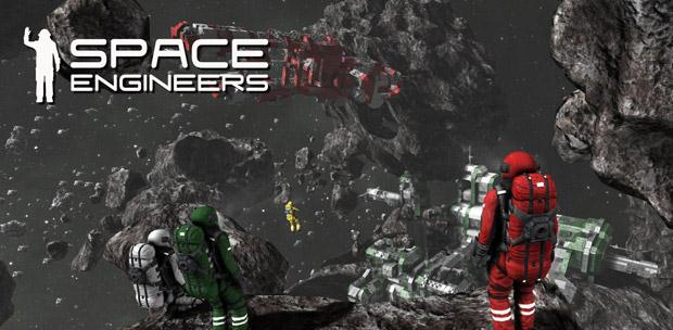 Space Engineers | (2015) | [v 01.100.014] | [RUS / ENG] | Lossless