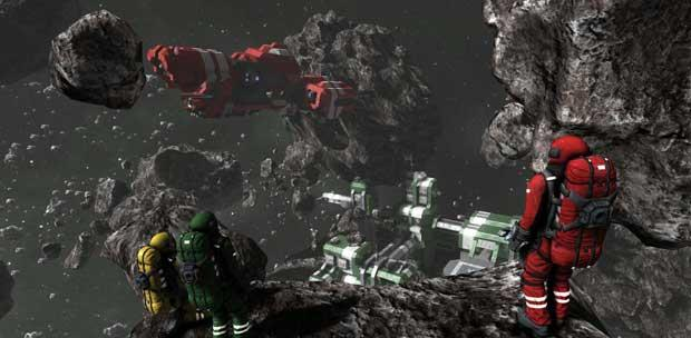 Space Engineers 01.017.011
