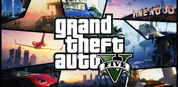 GTA 5 / Grand Theft Auto V [Update 5] (2015) PC | RePack от SpaceX