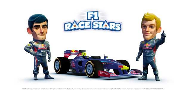 F1 Race Stars (2012/PC/Repack/Rus/Eng/v.1.1.0.0) by VANSIK