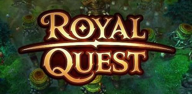 Royal Quest: Эпоха мифов [1.0.006] (2012) PC | Online-only