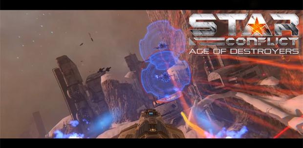 Star Conflict: Age of Destroyers [1.3.0.81352] (2013) PC | Online-only