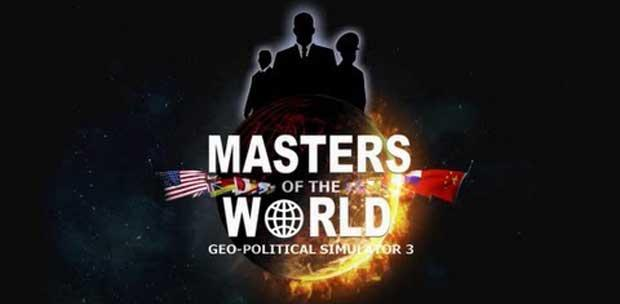 Geo-political Simulator 3: Masters of The World