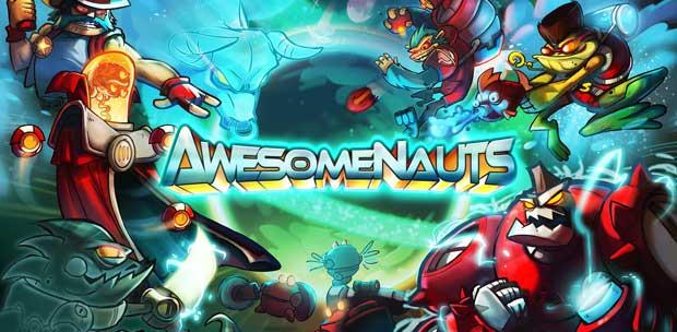Awesomenauts [En/Multi6) (L/Steam-Rip/1.3) 2012 | R.G. Игроманы