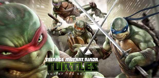 Teenage Mutant Ninja Turtles: Out of the Shadows (Activision) (ENG) [Repack] от R.G. Catalyst