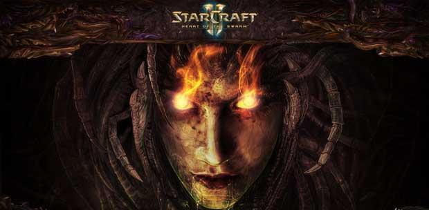 Starcraft II: Heart of the Swarm (2013) [ENG] от RELOADED