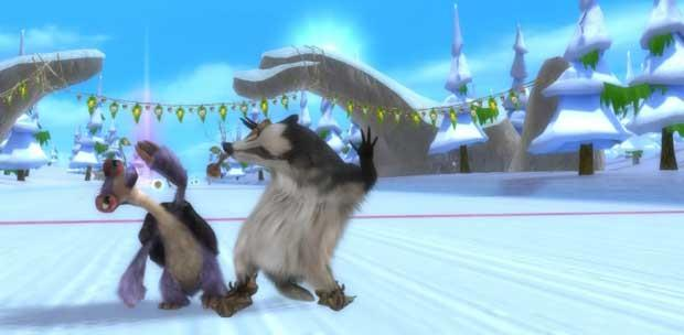 Ice Age 4: Continental Drift - Artic Games [2012/PAL/MULTi6]