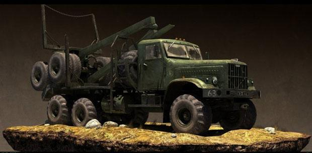 Spintires [Build 10.01.15 v1] (2014) PC | RePack от R.G. Механики