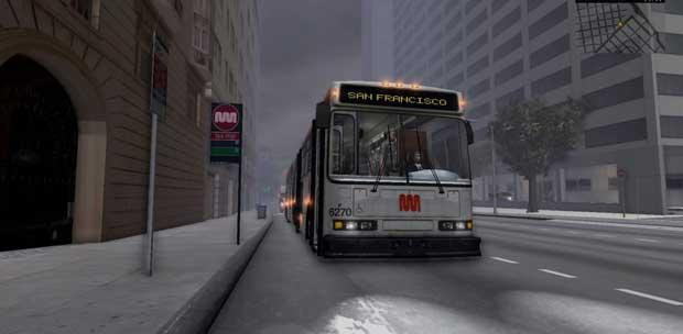 Bus-Tram-Cable Car Simulator: San Francisco [1.0.7] [RePack] [Eng/Rus] (2011)