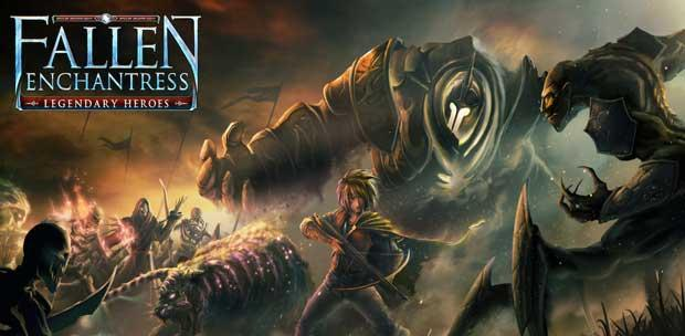 Fallen Enchantress: Legendary Heroes (Stardock) (ENG) от RELOADED