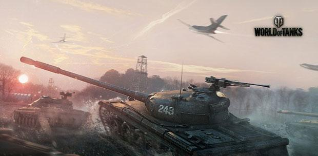 Мир Танков / World of Tanks [0.9.12.25] (2014) PC | Online-only