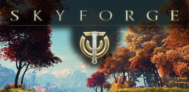 Skyforge [0.70.1.42] (2015) PC | Online-only
