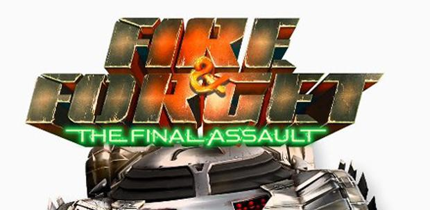 Fire & Forget The Final Assault (2013/PC/Eng)