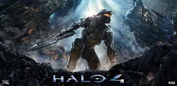 [Xbox360] Halo 4 [RUSSOUND][Region Free] [2012, Action (Shooter) / 3D / 1st Person]