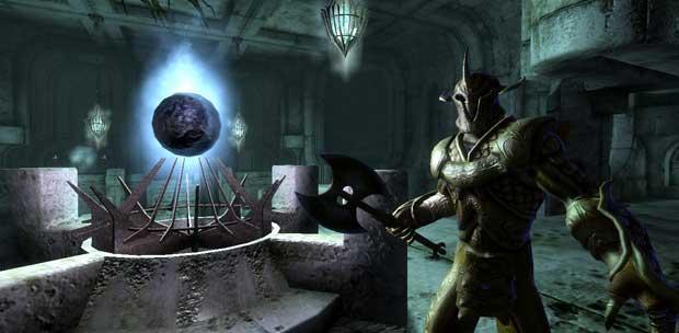 The elder scrolls iv: oblivion. Золотое издание [лицензия ru.