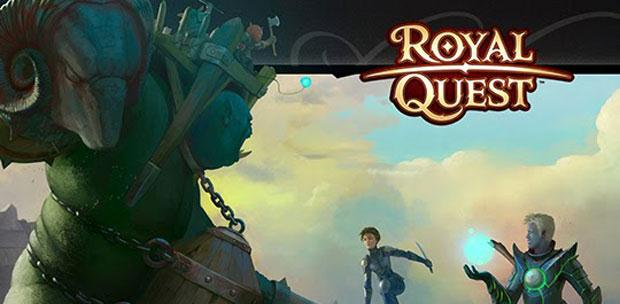 Royal Quest: Эпоха мифов [1.0] (2012) PC | Online-only