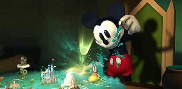 Disney Epic Mickey 2: The Power of Two / Disney Epic Mickey 2: Две Легенды (2013/PC/Rus)