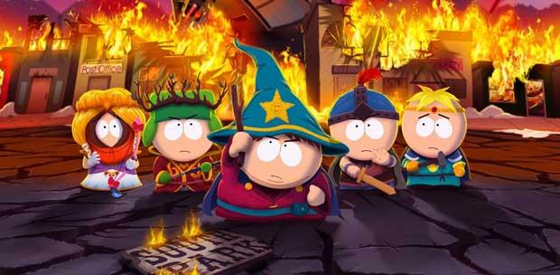 South Park: The Stick of Truth (Ubisoft) (ENG|RUS) [Repack] от R.G. ILITA