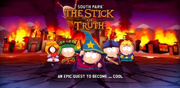 South Park: Stick of Truth [v 1.0.1361 + DLC] (2014) PC | RePack от Brick