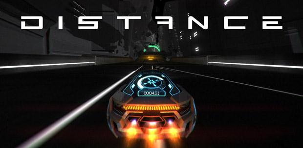 Distance [Build 4019 | Early Access] (2014) PC | RePack by Mizantrop1337