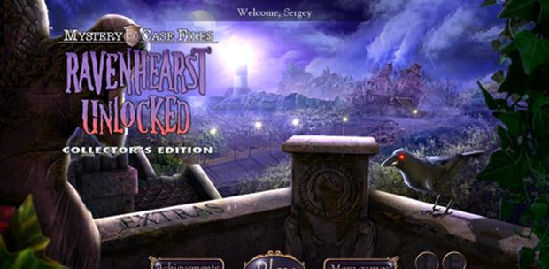 Mystery Case Files 13: Ravenhearst Unlocked Collectors Edition [P] [ENG / ENG] (2015)