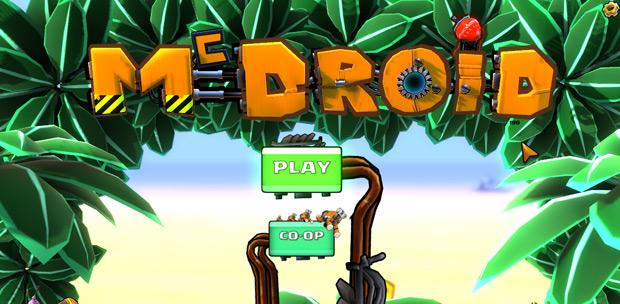 McDROID [Build 224] (2014) PC | RePack by Mizantrop1337
