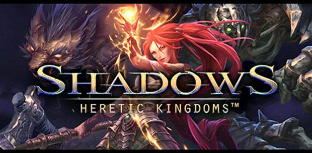 Shadows: Heretic Kingdoms - Book One. Devourer of Souls [v 1.0.0.8183] (2014) PC | Лицензия