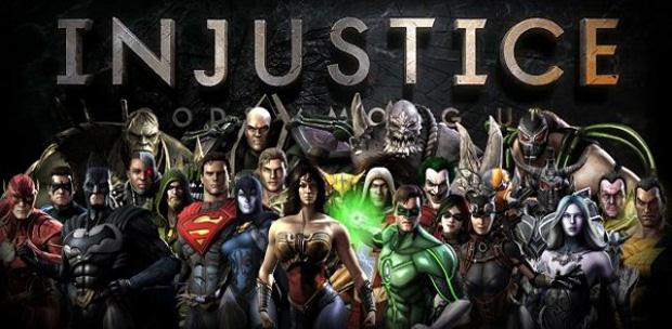 Injustice: Gods Among Us. Ultimate Edition [Update 5] (2013) PC | RePack от R.G. Catalyst