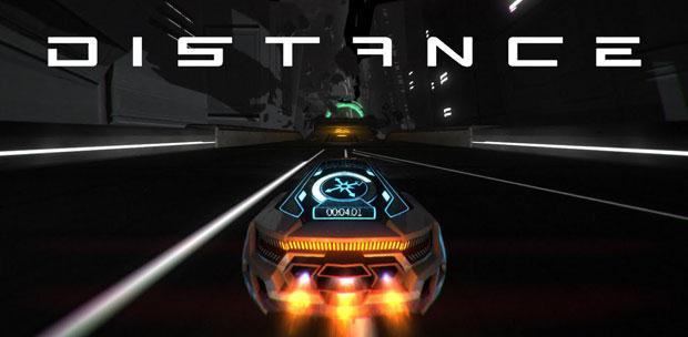 Distance [Build 3959 | Early Access] (2014) PC | RePack by Mizantrop1337